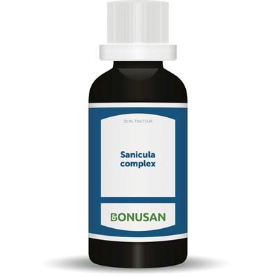 Bonusan Sanicula complex tinctuur 30 ML (2092)