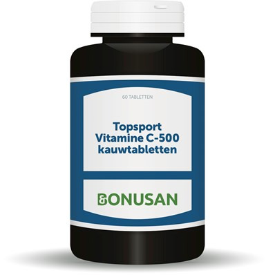 Bonusan Topsport Vitamine C-500 (1252) 60 Tabletten
