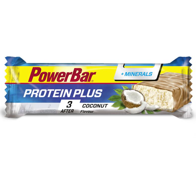 PowerBar Protein Plus + Minerals