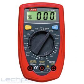 MIE0043 Uni-T UT33B Multimeter