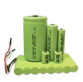 Oplaarbare Batterijen en Batterijpacks
