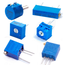Cermet Trim potentiometers