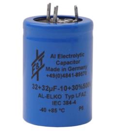 Elektrolytische Beker Condensatoren