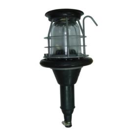 Explosieveilige portable handlamp