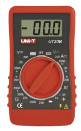 MIE0061 Uni-T UT20B Multimeter
