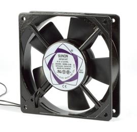 Axiaal ventilatoren met glijlagers