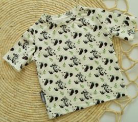 Shirt Panda Jongens