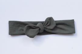 Haarband Khaki