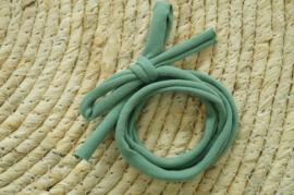 Haarstrikbandje Groen