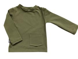 Shirt Mosgroen jongen