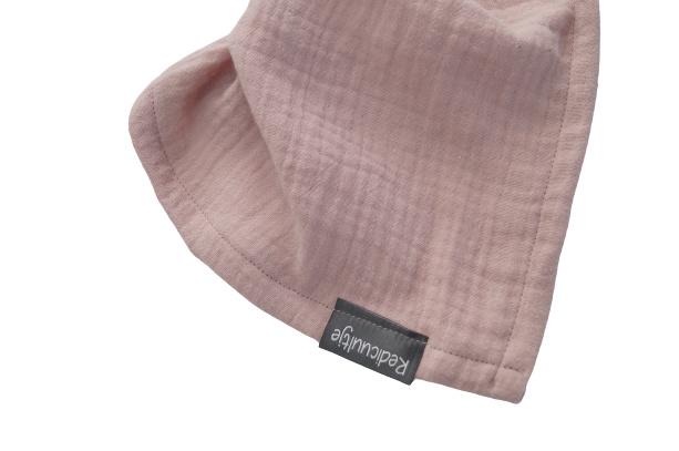 Hydrofiele doek Dusty pink