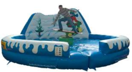 Rodeo bed/surf/stoel/snowboard (220v)