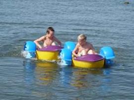 Aquabootje (<50 kg)