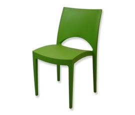 Stoel trendy groen