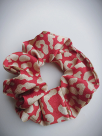 Scrunchie SATIJN PRINT