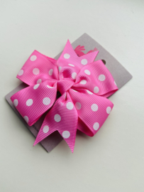 Strikclip PINK & DOTS