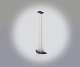 Sensor paaltje, universeel, geanodiseerd aluminium. QK CLF