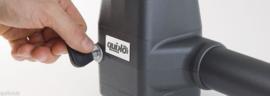 Quiko NEO 400 230v. professional. voor poorten met vleugels van 1,5 tot 4 meter en tot 700kg
