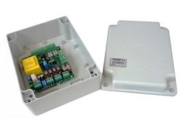 Roger besturing H70/200AC/Box, 230 volt besturing voor 2 motoren