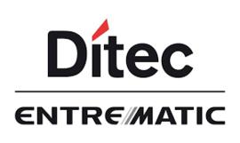 Het complete assortiment van DITEC Entrematic.