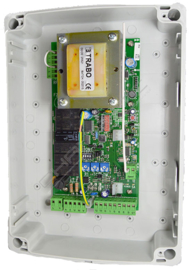 Ditec Entrematic  E1A besturing 1 motor 230V,  + transformator