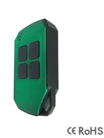 Kijzer K 2129. copy-zender, waterdicht. Gemaakt van slagvast ABS kunststof. U dient wel nog 1 werkende zender van uw poort te hebben.