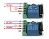 12v 10A relais met 433MHz ontvanger
