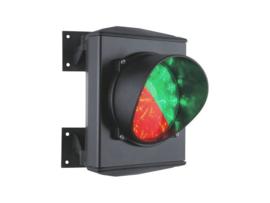 Verkeerslicht rood / groen.