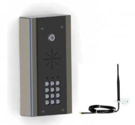 AES GSM INTERCOM -5EDK/3GE CELLCOMPRIME. met codeclavier.