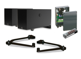OPTIMUS 250S DC KIT SMALLE PAAL 2 VLEUGELS