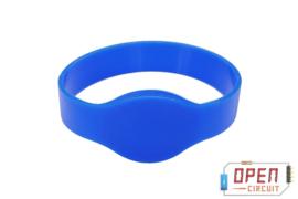 EM4100 RFID armband blauw 125kHz  te gebruiken met het Kijzer S212 codeclavier.