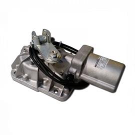 Motor proteco Shark 230v  nieuw type,  past niet in oude onderbakken.