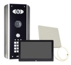AES video WIFI / 3G INTERCOM PREDATOR WIFI ABK MONITOR 1.  met codeclavier.