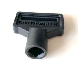 Ontgrendel sleutel:  6PWRK; release key PWR25/