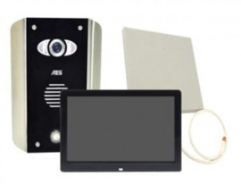 AES video, WIFI / 3G INTERCOM PREDATOR WIFI AB MONITOR 1