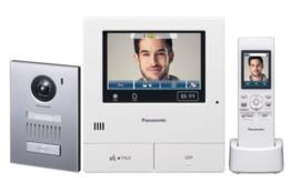 Panasonic VL-SWD501UEX video intercom kit.   complete set.  OPbouw.