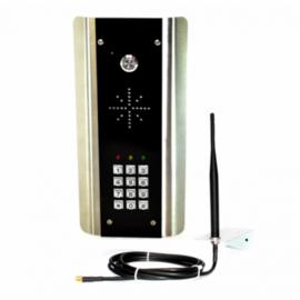 AES GSM INTERCOM-5ABK/3GE CELLCOMPRIME. met codeclavier.