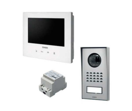 Videx Smartkit videofoon intercom opbouw