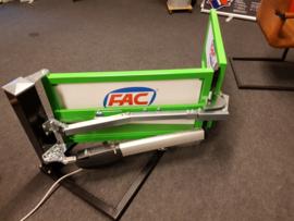 FAC Bi folding kit,  voor poorten gemaakt van vierkant 40 mm buis.