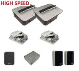 Nice MFab 3024 High Speed, ondergrondse hekopener, complete kit, 24 volt