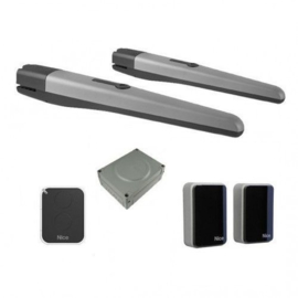Nice Toona kit 4005, lineaire draaipoort opener, complete kit