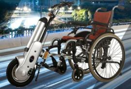 Een KMB Elektrische handbike rolstoel: de beste aankoppelbikes voor jou!