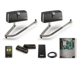 Beninca Kit Premier45E knikarm poortopener 230V