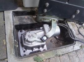 CAME frog vervangen door Quiko Sub motoren.