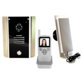 AES VIDEO DEUR INTERCOM DECT 705 AB.