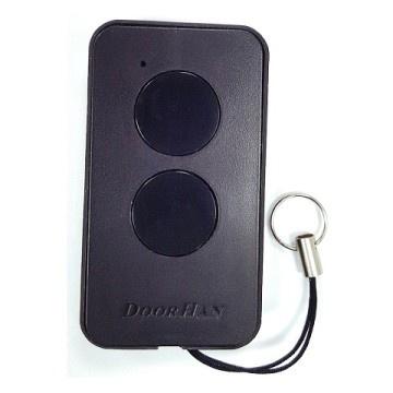 DoorHan transmitter 2 PRO,  zender 2 knops.