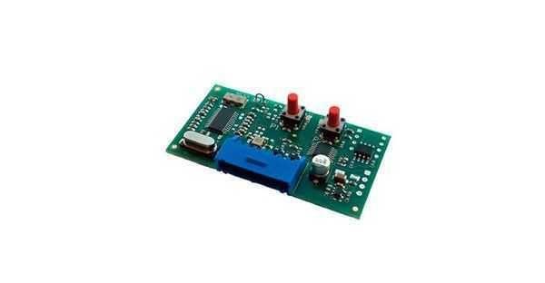 Roger insteekontvanger 433 Mhz met vaste code.