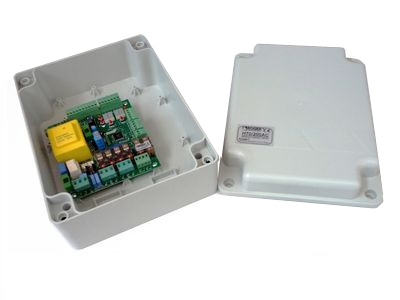 Roger 230V sturing,  H79/200AC/box