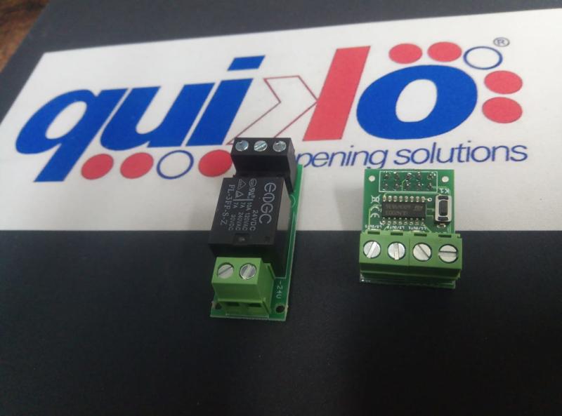 QK-SMARTM Smart home module for QK-CE220BATRL4 and QK-CE220RL4