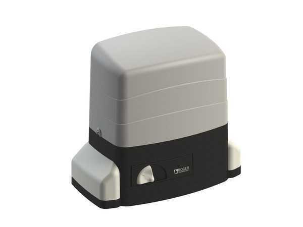 Roger R30/804 schuifpoortopener,230 volt, maximaal 800 kg. poortgewicht, met magnetische eindschakelaar